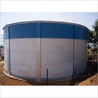 Corrugated Steel Storage Tank