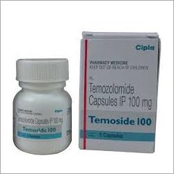 100 mg Temozolomide Capsule I.P