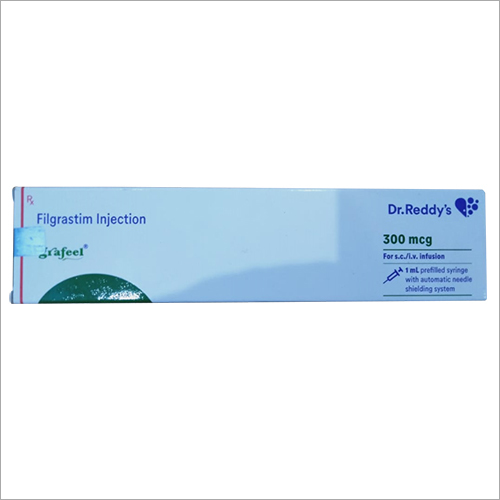 300 mcg Filgrastim Injection