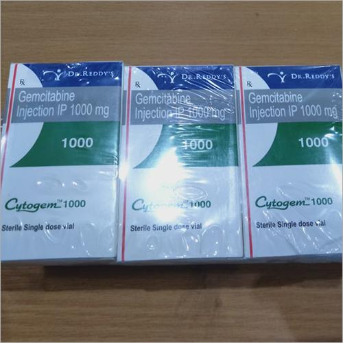 1000 mg Gemcitabine Injection