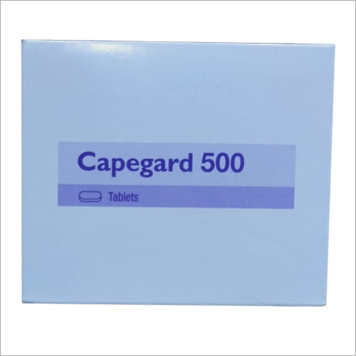 Capegard 500 Tablet