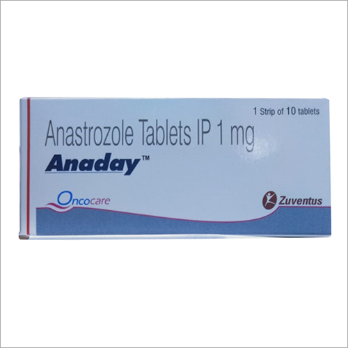 1 mg Anastrozole Tablet