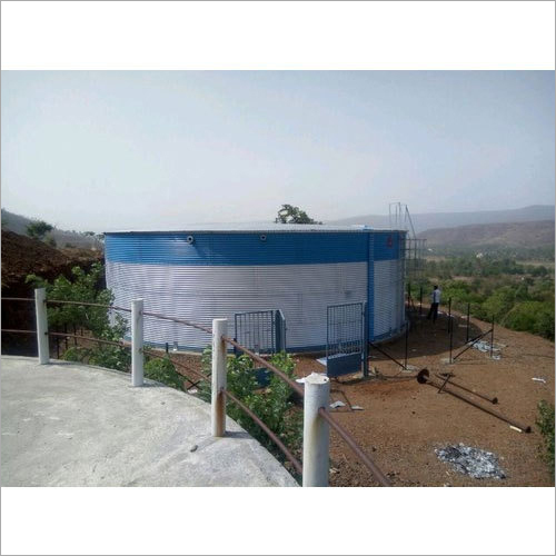 Rain Water Collection Storage Tank