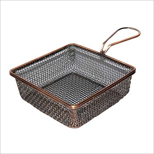 Square Serving Basket