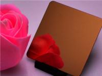 Rose Gold Mirror Finish.