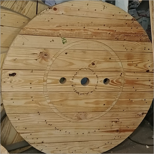 Wooden Empty Cable Drum