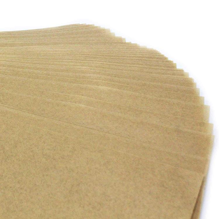 parchment baking paper unbleached