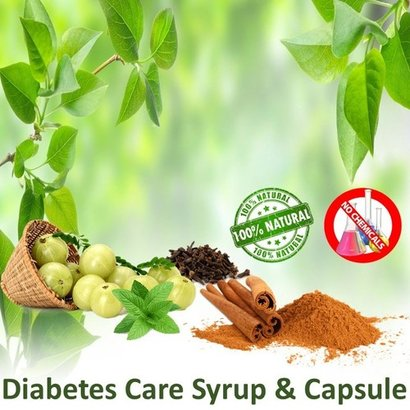 Diabetes Care Syrup Certifications: Gmp