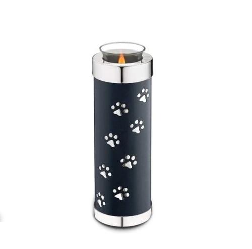 Tealight Cremation Pet Midnight Tall