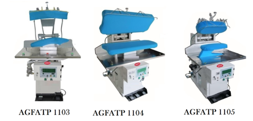 Trouser Pressing Machine (AGFATP - 1103 & AGFATP - 1104 & AGFATP -1105)