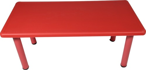 Play School Plastic Rectangle Table
