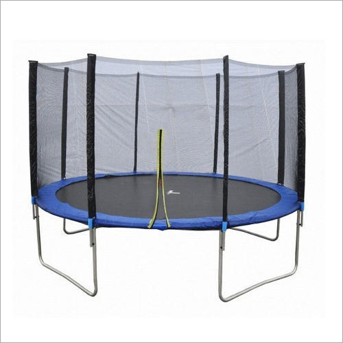 12 Ft Enclosed Trampoline