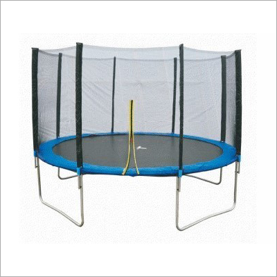 10 Ft Enclosed Trampoline