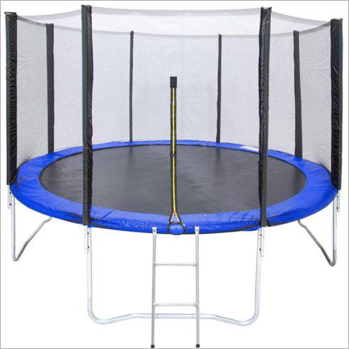 8 Ft Enclosed Trampoline