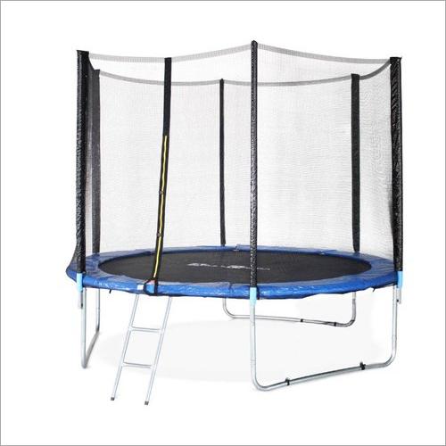 6 Ft Enclosed Trampoline