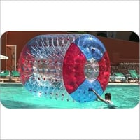 Inflatable Multicolor Water Roller