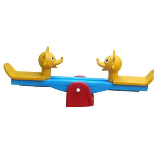 Plastic Mickey See Saw