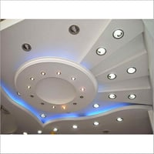 pop, gypsum, PVC all types of Ceiling