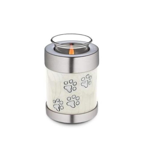 Tealight Pet Pearl Urn