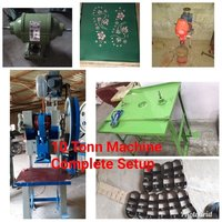 Slipper making machine complete setup (10 Tonn)