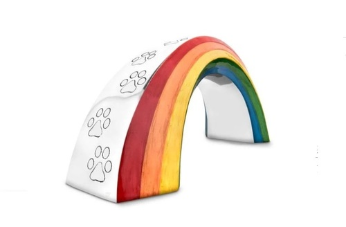 The Rainbow Bridge Pet Urn- New