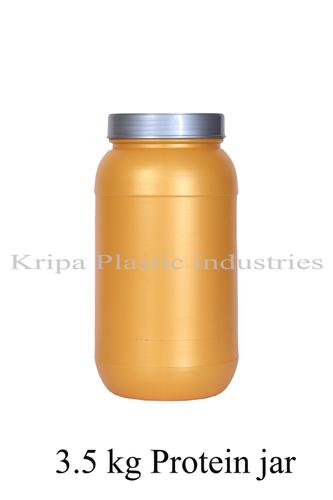 Golden 3.5 kg Protein Jar