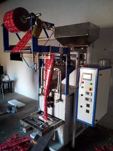 Fully Automatic All Types of Spices Powder Packing Machine