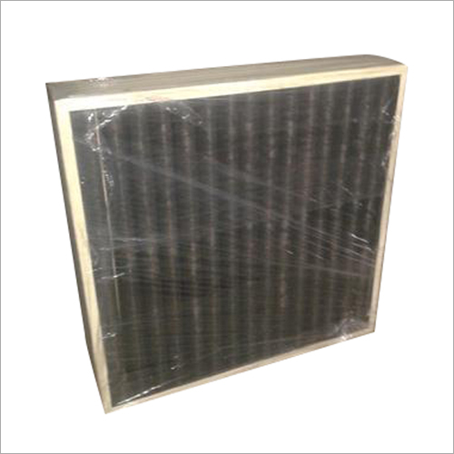 Box Type Air Panel Filter
