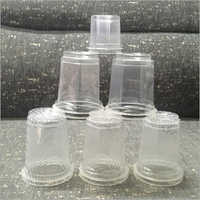 Disposable Transparent Plastic Glass