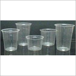 Plastic Transparent Glass