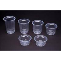 Plastic Disposable Glass Cups