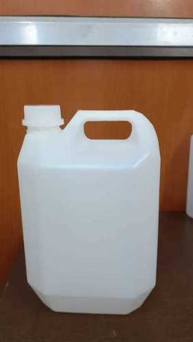 Plastic White 3 Ltr Jerry Can