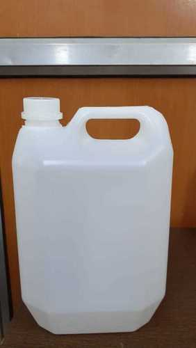 Plastic White 4.5 Ltr Jerry Can