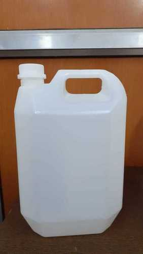 Plastic Chemical 5 Ltr Jerry Can