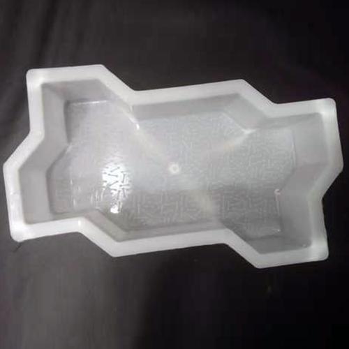 Zigzag Plastic Paver Mould