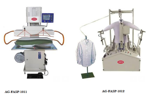 Shirt Finishing Machine