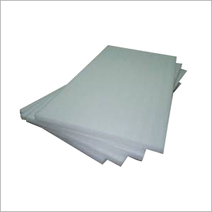 White EP Foam Sheet