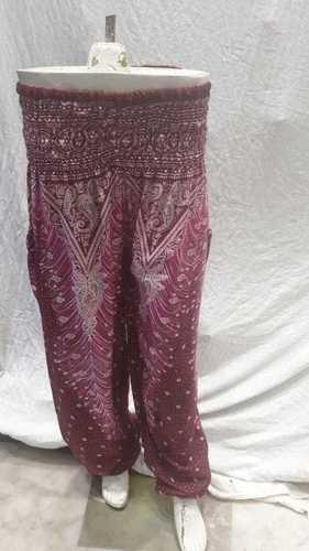 Ladies Rayon Mayuri Pajama