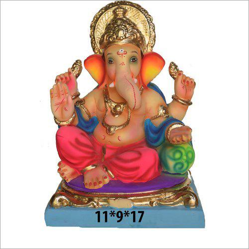 11X9X17 Inch Ganesh Statue