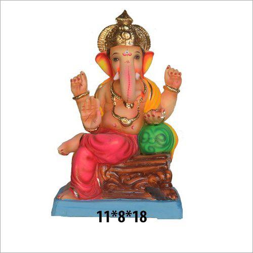 11X8X18 Inch Ganesh Statue