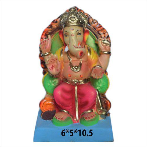 6X5X10.5 Inch Ganesha Statue