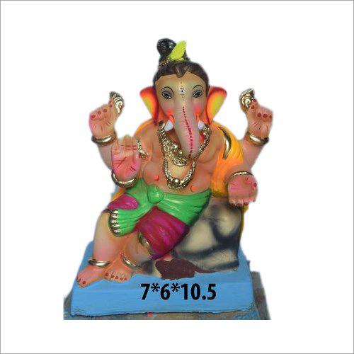 7X6X10.5 Inch Ganesh Statue
