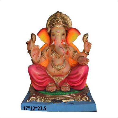 Ganesha Clay Statues