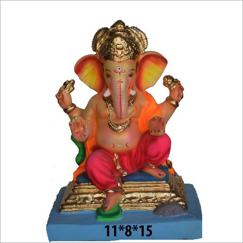 11X8X15 Inch Ganesh Statue