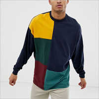 Mens Full Sleeve Sweatshirt