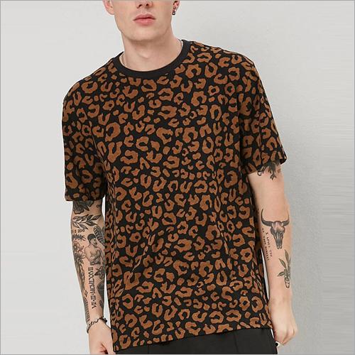 Men Printed T-Shirt