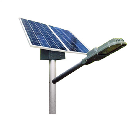 Solar LED Street Light 12W 75Wp
