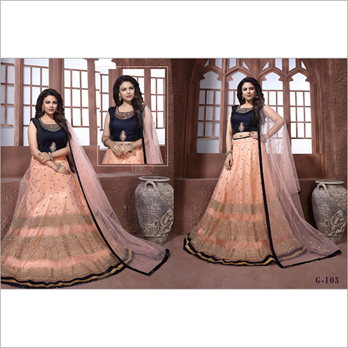 Ladies Wedding Wear Lehenga