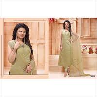 Ladies Designer A-line Salwar Kameez