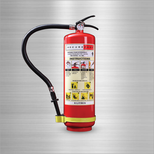 6 kg ABC Powder Based Fire Extinguisher